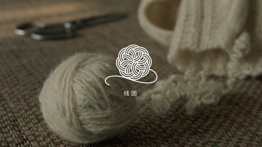 鲁谷梅朵地毯品牌LOGO设计中标图1