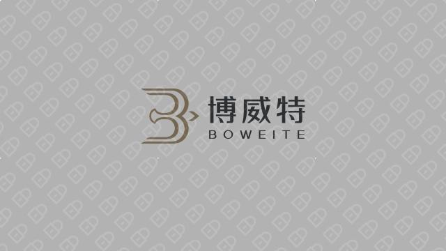 博威特酒店品牌LOGO设计入围方案6