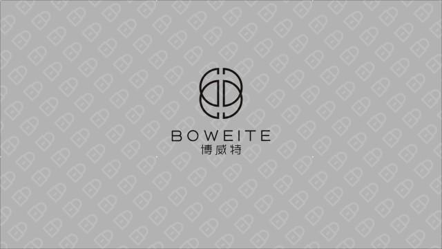 博威特酒店品牌LOGO设计入围方案3