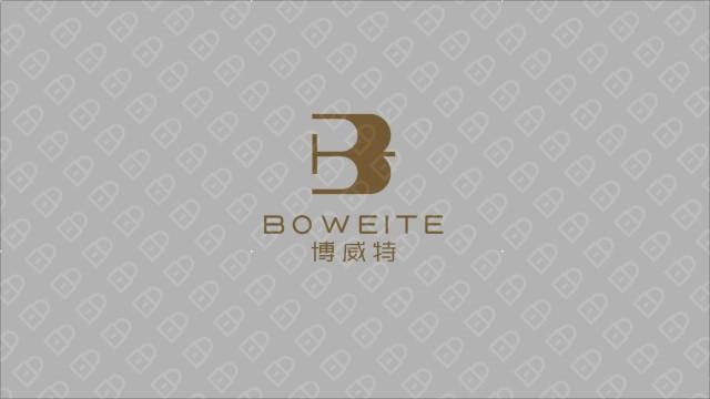 博威特酒店品牌LOGO设计入围方案5