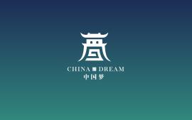中國夢投資建設集團品牌設計