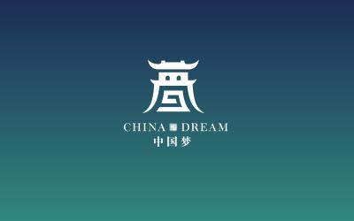 中国梦投资建设集团品牌设计