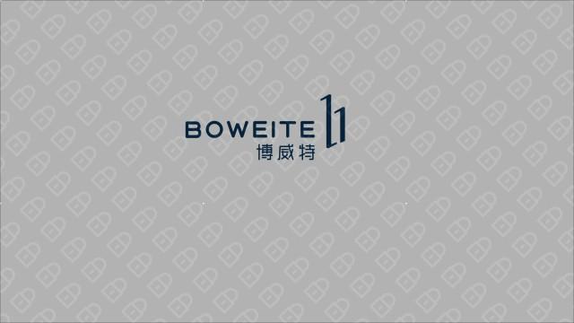 博威特酒店品牌LOGO设计入围方案4