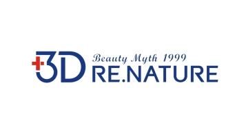 3D RE.NATURE医疗器械品牌LOGO设计