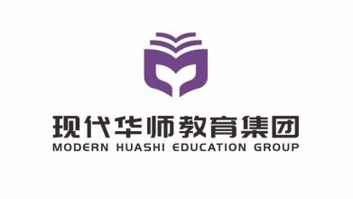 现代华师教育集团LOGO乐天堂fun88备用网站