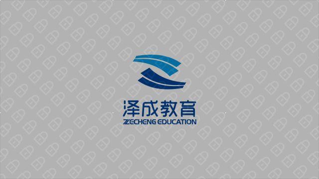 泽成教育公司LOGO设计入围方案3
