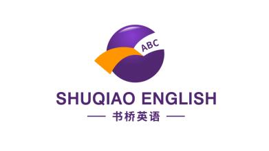 书桥英语教育公司LOGO乐天堂fun88备用网站