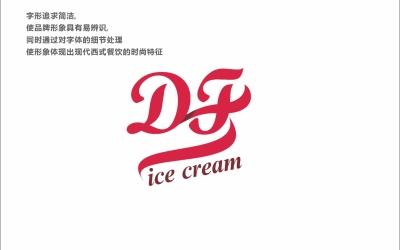 迪孚冰激凌w88优德形象设计