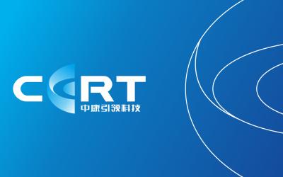 中康引领科技logo设计