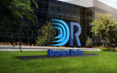 Duran大数据logo项目