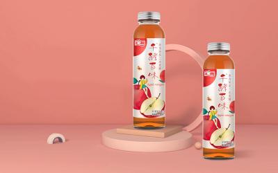 匯源飲料包裝設計