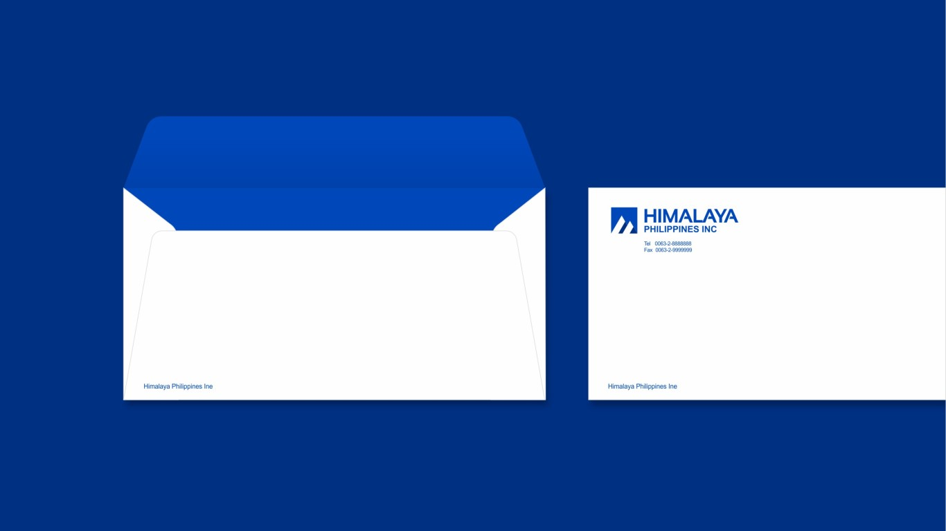 HIMALAYA制冷设备公司LOGO设计中标图5