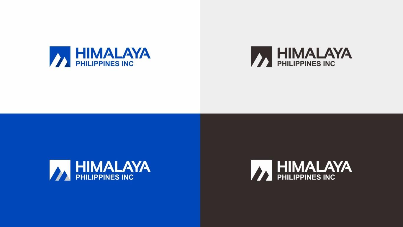 HIMALAYA制冷设备公司LOGO设计中标图1