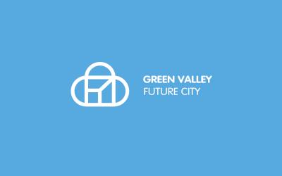 绿谷未来城 地产品牌设计
