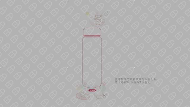 susu日用品牌包装延展设计入围方案1
