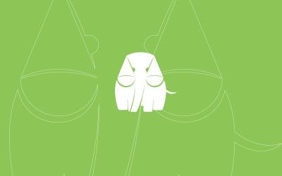 綠象律師事務所logo設計