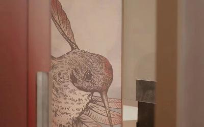 PINZHENGE室内艺术墙纸...