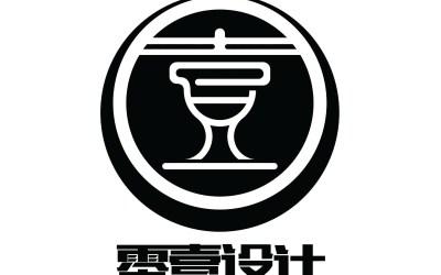 零壹设计有限责任公司LOGO设...