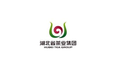 湖北茶葉集團標志設計