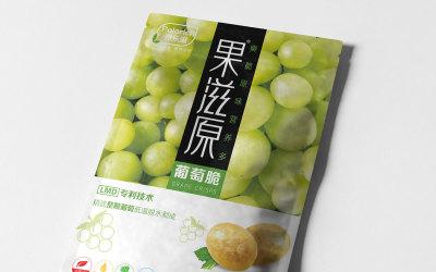 果滋原水果脆片