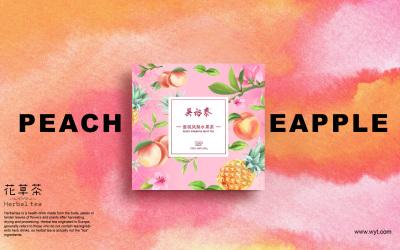 吴裕泰茶叶包装设计 多款