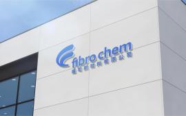 fibro chem 纺织领域化学新材料标志设计