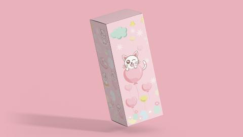 susu日用品牌包装延展设计