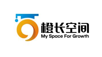 橙長空間教育平臺LOGO設計