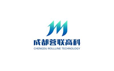 成都蓉联高科logo设计