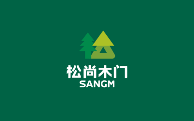 松尚木門品牌全案設計