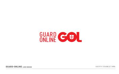 GOL消防器材logo設計