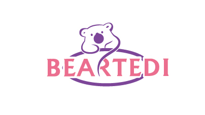 BEAR TEDI母婴品牌LOGO设计
