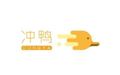 沖鴨科技公司標志設計
