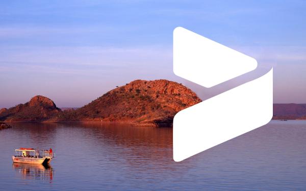 安欣旅游標志