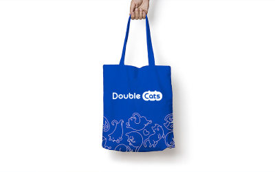 double cats 标志案例