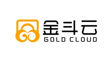金斗云科技公司LOGO设计