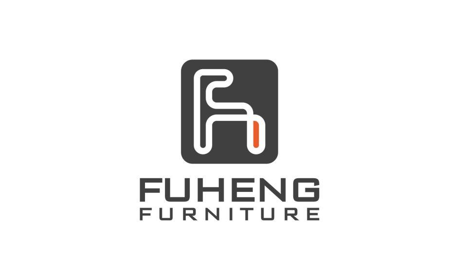 富恒FUHENG家具品牌LOGO設計