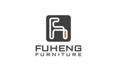 富恒FUHENG家具品牌LOGO设计