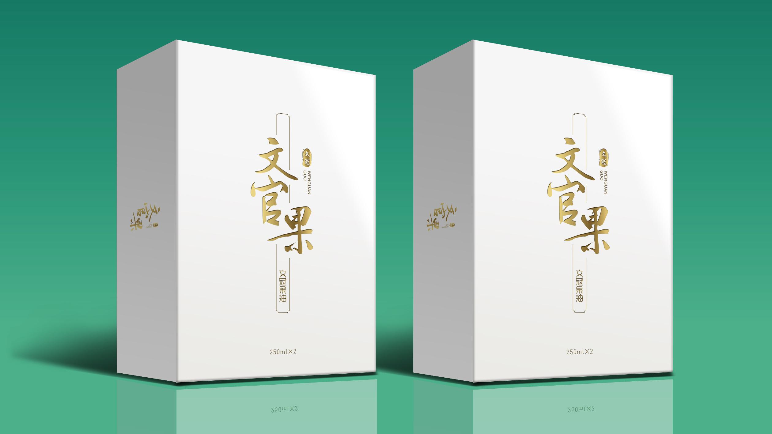 文冠果品牌包裝延展設計