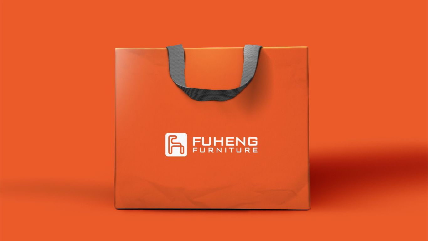 富恒FUHENG家具品牌LOGO設計中標圖1