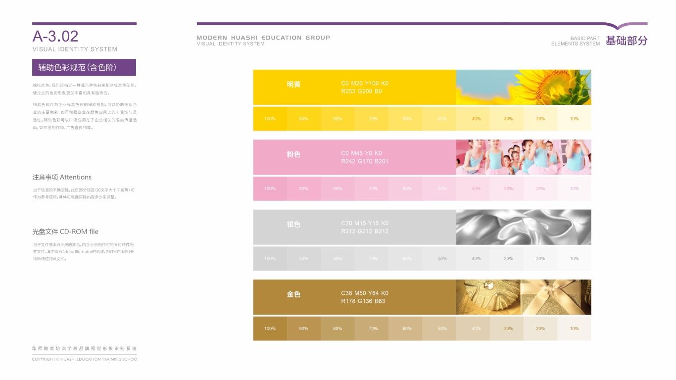 华师教育品牌VI乐天堂fun88备用网站中标图20