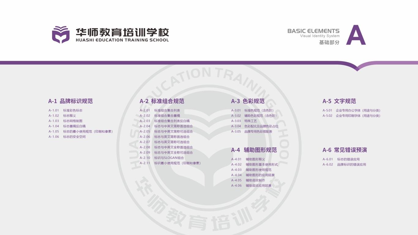 华师教育品牌VI乐天堂fun88备用网站中标图1