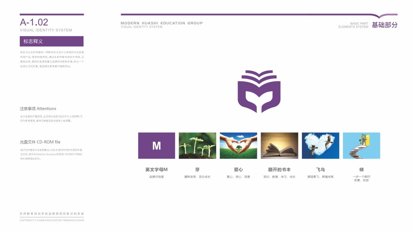 华师教育品牌VI乐天堂fun88备用网站中标图3