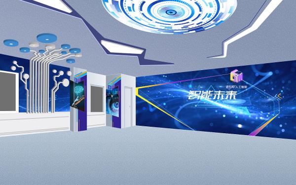 创客教室-人工智能时代的学习空间-设计