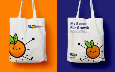 橙長空間 教育品牌形象設計