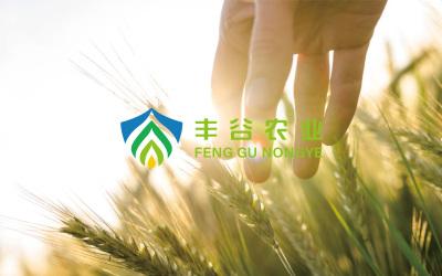 丰谷农业公司logo设计