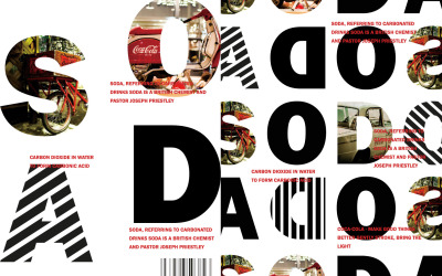 可口可乐调研画册设计练习