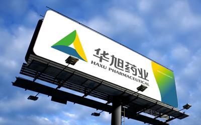 河北华旭药业企业形象设计