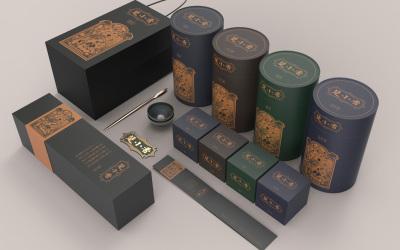 楚小香 | 茶葉包裝設計