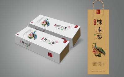 辣木茶包装